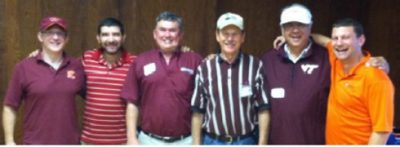 SBIO Extension Team participates at the Turman Golf Fall Classic