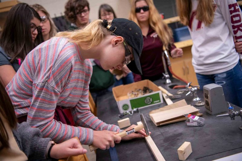 First InsideTrees camp brings sustainable biomaterials to life for high schoolers